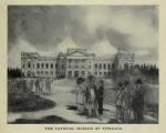 the National Museum at Ypiranga