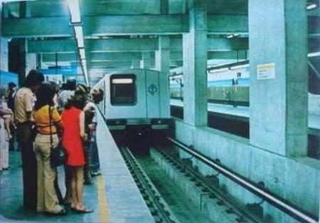 quando o metrô era mais gentil - 1