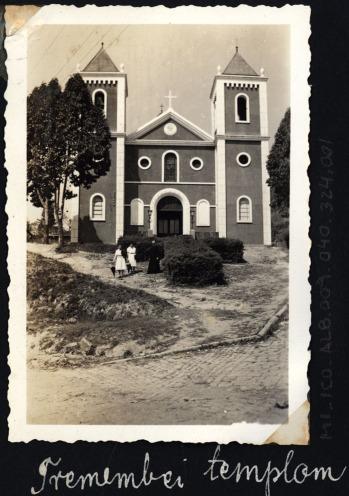 igreja do Tremembé