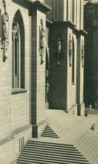 17 - escadaria da catedral da Sé