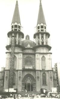 62 - catedral da Sé (18/2/1962)