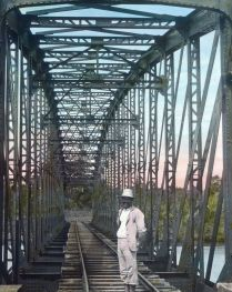 Brücke bei San Franzisko