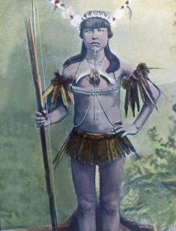 Bororo-Indianer