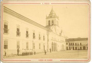 Largo do Carmo (ao lado do Poupatempo Sé)