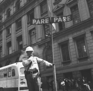 Guarda de trânsito - 1964