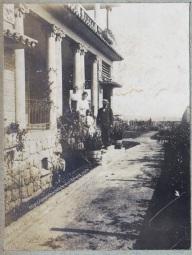 Ferdinand Pierre e família